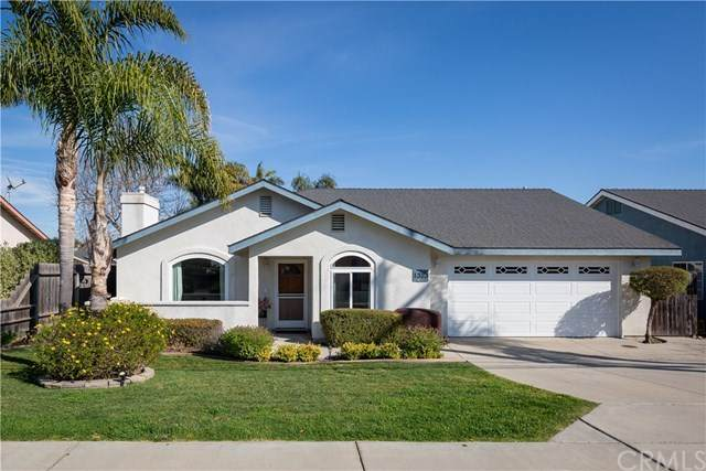 1323 23rd Street, Oceano, CA 93445 (#NS20026980) :: Rose Real Estate Group