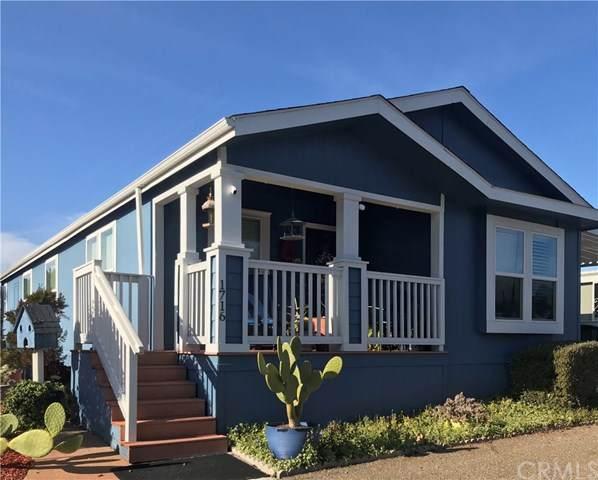 1716 Lynn Drive #119, San Luis Obispo, CA 93405 (#SP20040415) :: Keller Williams Realty, LA Harbor