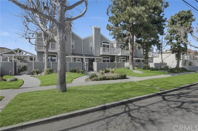 121 S Lucia Avenue #6, Redondo Beach, CA 90277 (#OC20040921) :: Keller Williams Realty, LA Harbor