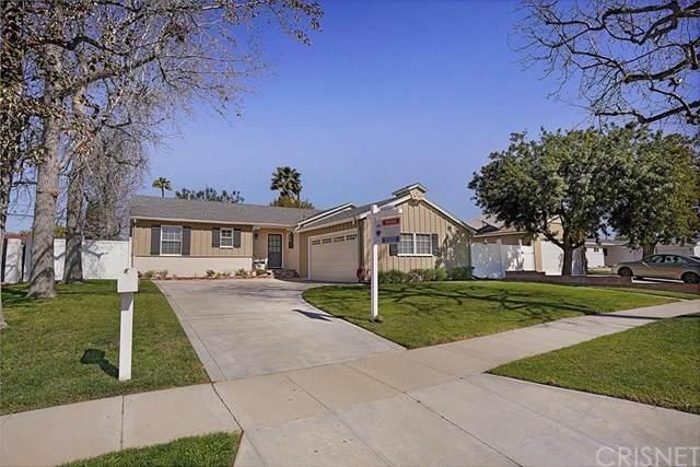 16731 Kinzie Street, Northridge, CA 91343 (#SR20039769) :: Allison James Estates and Homes