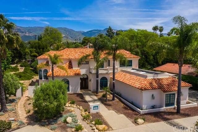 4684 Via Los Santos, Santa Barbara, CA 93111 (#PW20043569) :: Team Tami