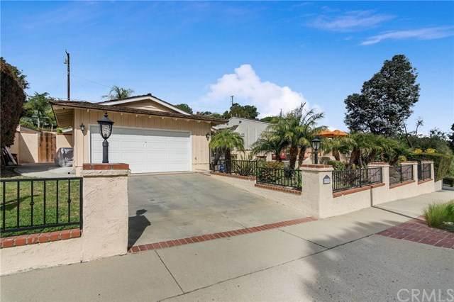 27127 Shorewood Road, Rancho Palos Verdes, CA 90275 (#SB20030662) :: Cal American Realty