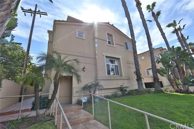1630 E Palm Avenue #10, El Segundo, CA 90245 (#TR20047327) :: Millman Team