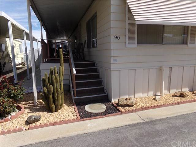 54999 Martinez Trail #90, Yucca Valley, CA 92284 (#JT20053183) :: Go Gabby