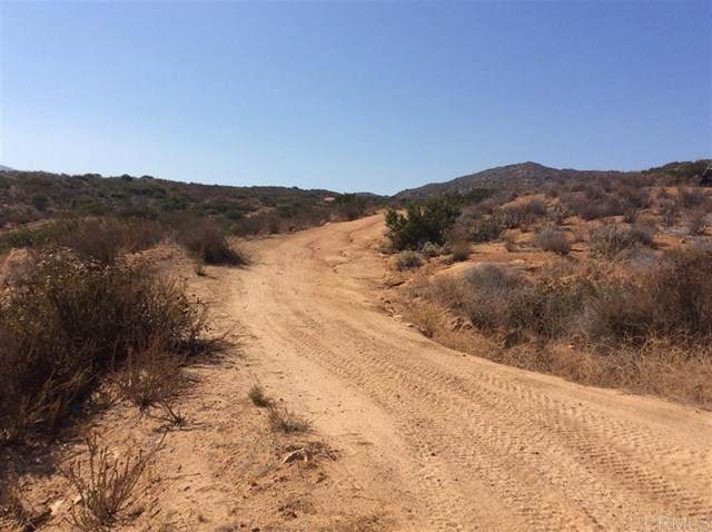 0 Tecate Truck Trl Sw 5, Tecate, CA 91980 (#200012006) :: Steele Canyon Realty