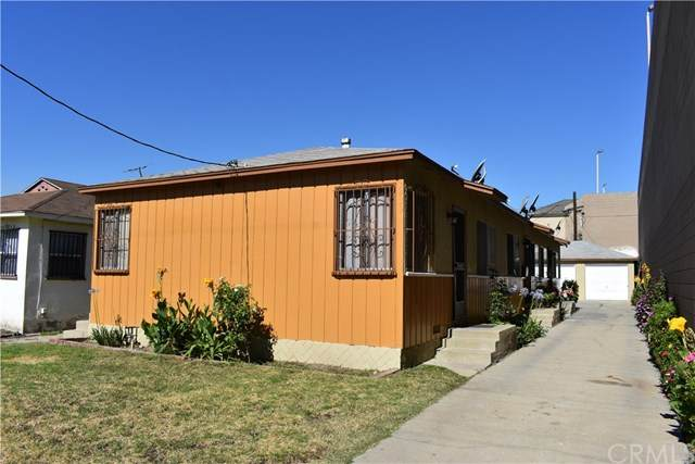 11439 Birch Avenue, Hawthorne, CA 90250 (#PW20053163) :: Team Tami