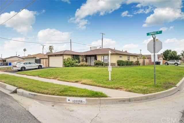 10688 Spruce Avenue, Bloomington, CA 92316 (#EV20055464) :: Cal American Realty
