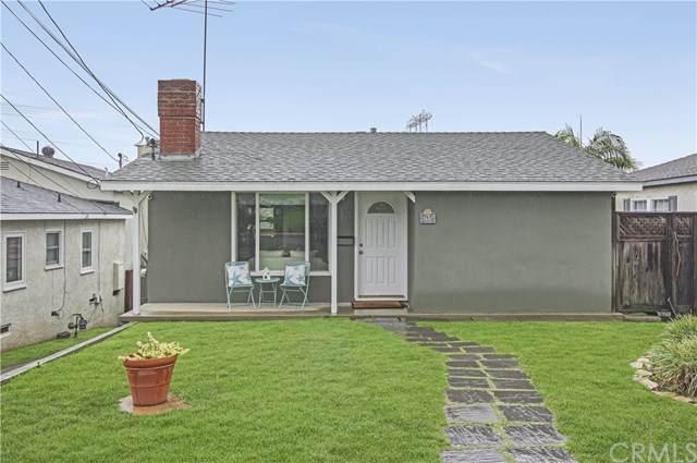 715 Hillcrest Street, El Segundo, CA 90245 (#SB20056294) :: The Miller Group