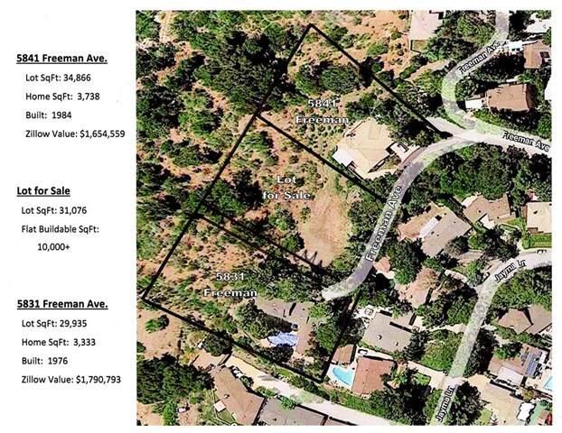 0 - Freeman, La Crescenta, CA  (#OC20056607) :: The Brad Korb Real Estate Group