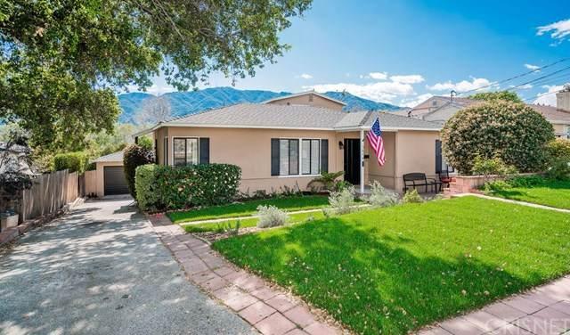 3414 Community Avenue, La Crescenta, CA 91214 (#SR20055653) :: The Brad Korb Real Estate Group