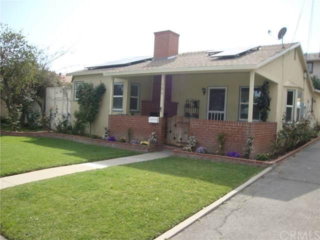 131 S Madison Aenue, Monrovia, CA 91016 (#AR20054765) :: Apple Financial Network, Inc.