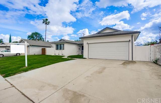 7116 Lurline Avenue, Winnetka, CA 91306 (#SR20058022) :: RE/MAX Masters