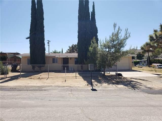 7444 Chemehuevi Way, Yucca Valley, CA 92284 (#JT20058458) :: Allison James Estates and Homes