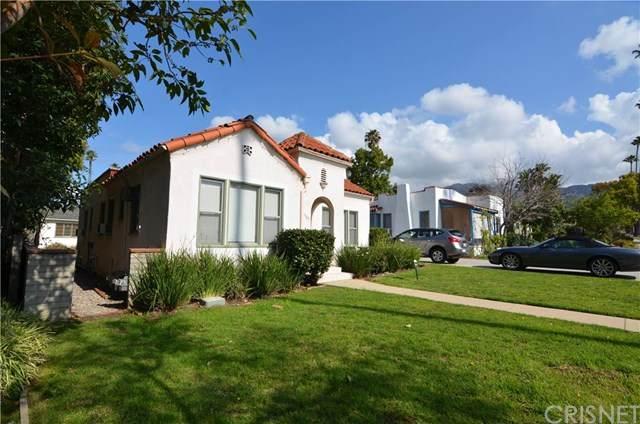 1135 Winchester Avenue, Glendale, CA 91201 (#SR20060172) :: Legacy 15 Real Estate Brokers