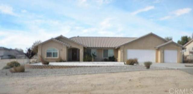 26694 Red Coach Lane, Helendale, CA 92342 (#WS20062061) :: The Houston Team | Compass