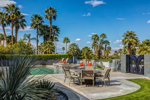 70291 Pecos Road, Rancho Mirage, CA 92270 (#219041147DA) :: The Laffins Real Estate Team