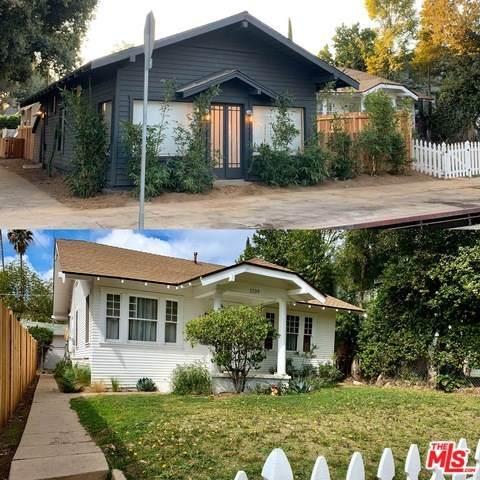 1135 N Summit Avenue, Pasadena, CA 91103 (#20566866) :: The Brad Korb Real Estate Group
