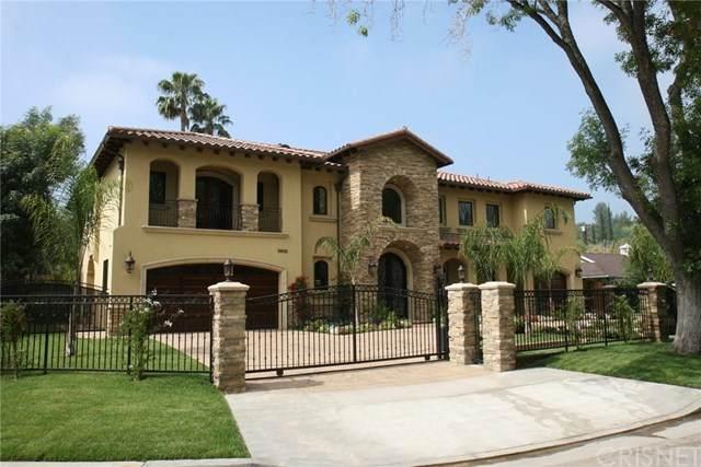 18610 Ringling Street, Tarzana, CA 91356 (#SR20005914) :: Fred Sed Group