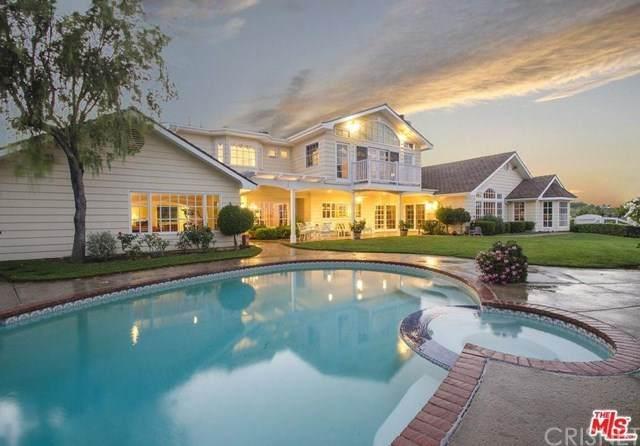 24344 Rolling View Road, Hidden Hills, CA 91302 (#SR20064096) :: Provident Real Estate