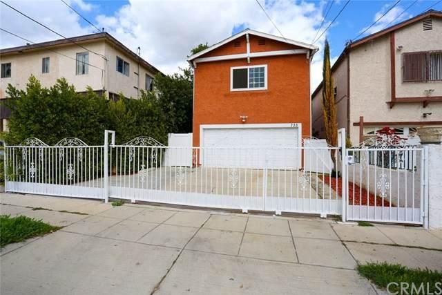735 Hollister Street, San Fernando, CA 91340 (#BB20063402) :: The Brad Korb Real Estate Group