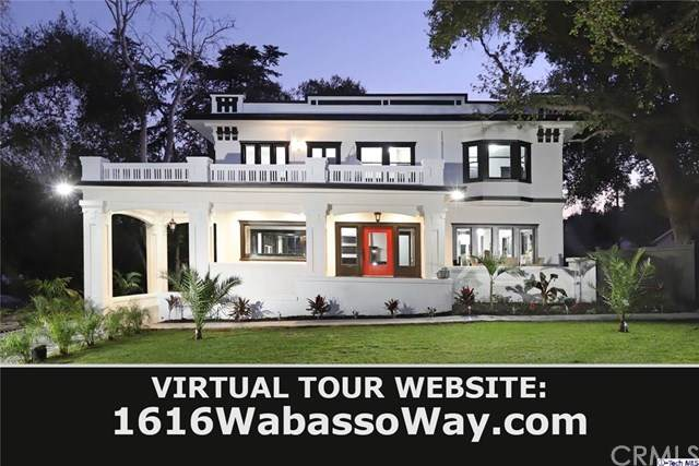1616 Wabasso Way, Glendale, CA 91208 (#320001158) :: The Brad Korb Real Estate Group