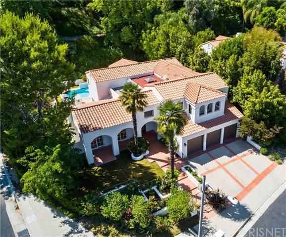 4501 Park Marbella, Calabasas, CA 91302 (#SR20064576) :: Fred Sed Group