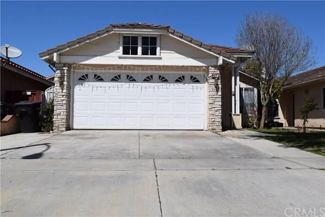 512 Coudures Way, Perris, CA 92571 (#CV20064547) :: American Real Estate List & Sell
