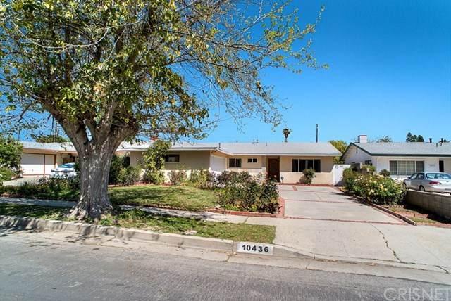 10436 Rubio Street, Granada Hills, CA 91344 (#SR20062203) :: RE/MAX Innovations -The Wilson Group