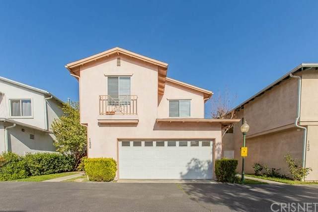 9300 Burnet Avenue #122, North Hills, CA 91343 (#SR20065418) :: Case Realty Group