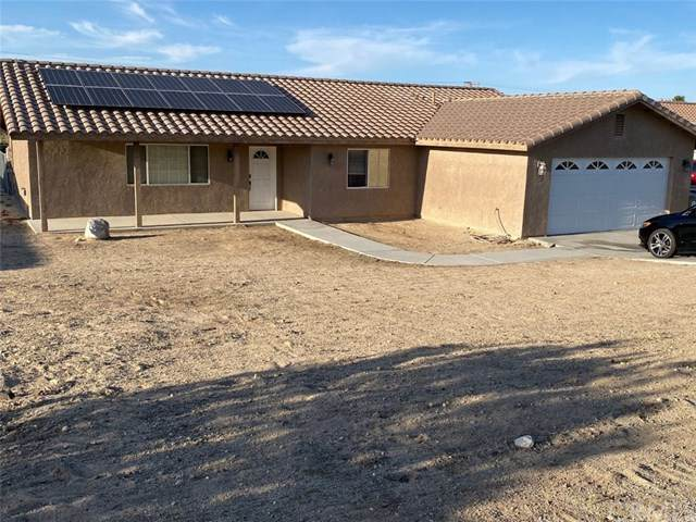 72972 Two Mile Road, 29 Palms, CA 92277 (#JT20068087) :: Team Tami
