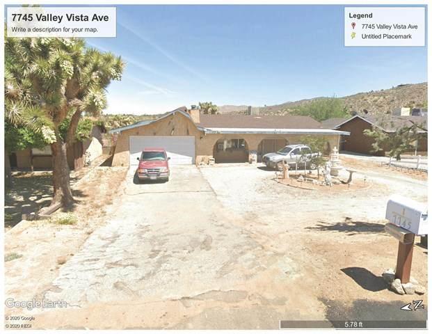 7745 Valley Vista Avenue, Yucca Valley, CA 92284 (#219041621DA) :: Allison James Estates and Homes