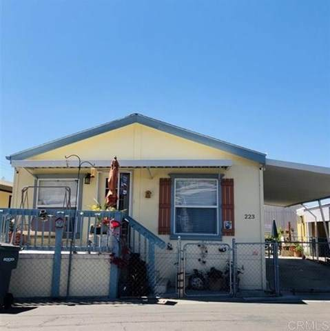 402 63Rd St Spc 223, San Diego, CA 92114 (#200018054) :: The Costantino Group | Cal American Homes and Realty