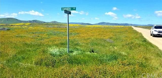 0 Caribou Trail, Santa Margarita, CA  (#NS20076687) :: Mark Nazzal Real Estate Group