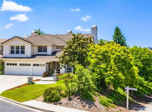1 Mountain Gate, Coto De Caza, CA 92679 (#OC20088728) :: Berkshire Hathaway HomeServices California Properties