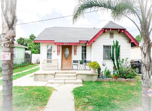 503 N Santa Fe Avenue, Compton, CA 90221 (#DW20090718) :: The Parsons Team