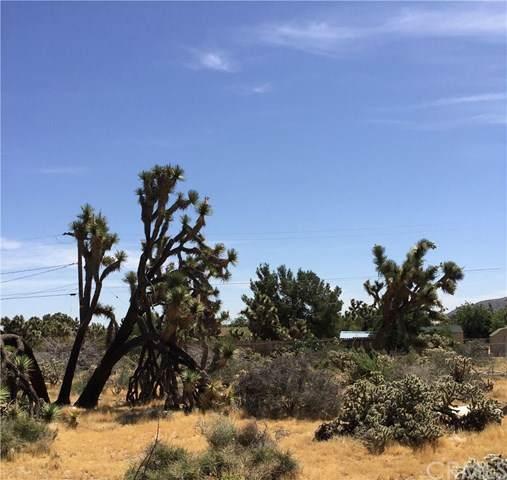 0 Elata Avenue, Yucca Valley, CA 92284 (#NP20090956) :: RE/MAX Masters