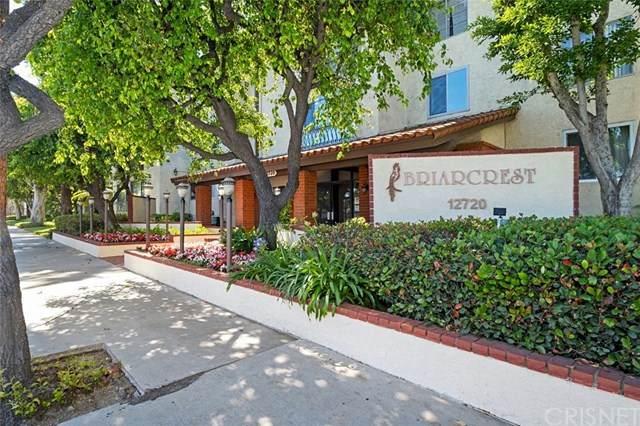 12720 Burbank Boulevard #229, Valley Village, CA 91607 (#SR20093414) :: RE/MAX Empire Properties