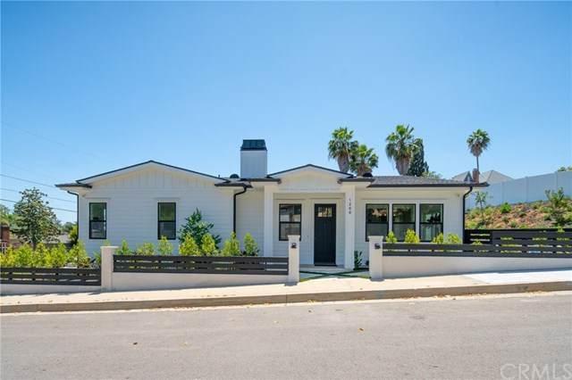 1200 Blue Hill Road, Eagle Rock, CA 90041 (#WS20095572) :: RE/MAX Masters