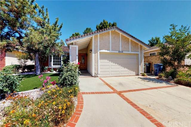 23545 Arlen Drive, Newhall, CA 91321 (#SR20096424) :: Sperry Residential Group