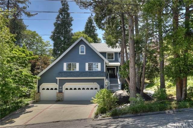 882 Nadelhorn Drive, Lake Arrowhead, CA 92352 (#EV20098763) :: Steele Canyon Realty