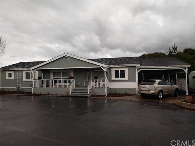 1701 Los Osos Valley Road #52, Los Osos, CA 93442 (#SC20099200) :: Faye Bashar & Associates