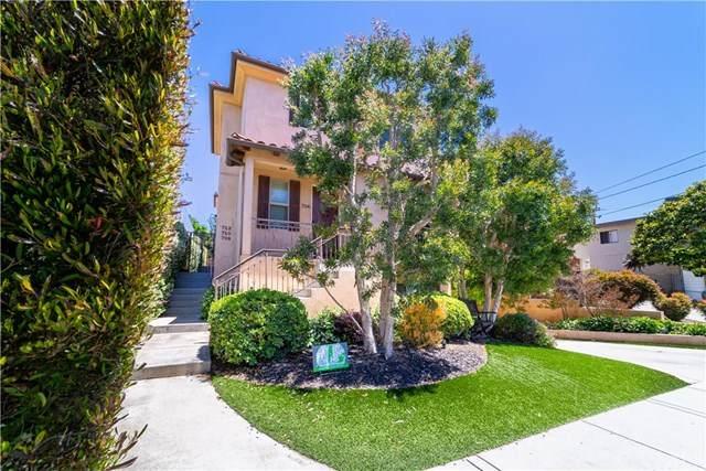 708 Virginia Street, El Segundo, CA 90245 (#SB20099574) :: Millman Team