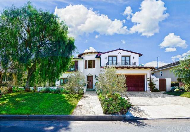 4032 Via Largavista, Palos Verdes Estates, CA 90274 (#PV20099564) :: The Miller Group