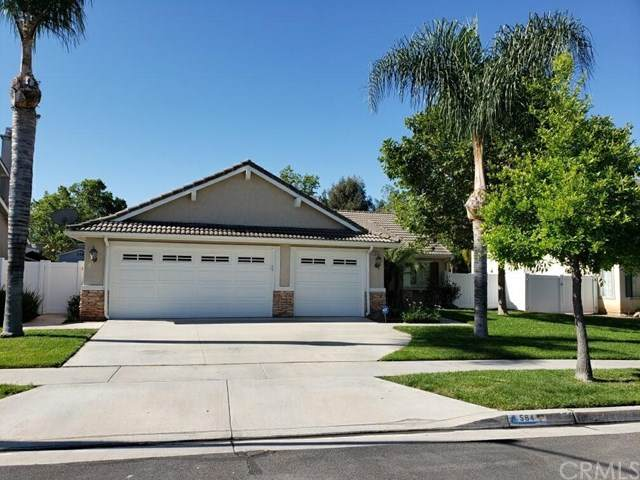 564 Panther Drive, Corona, CA 92882 (#IG20099761) :: Compass