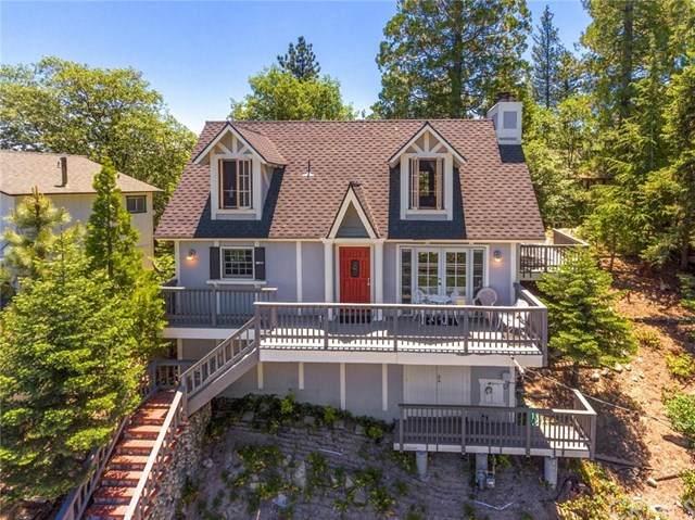 28915 Palisades Drive, Lake Arrowhead, CA 92352 (#EV20101851) :: Berkshire Hathaway HomeServices California Properties