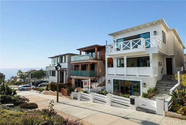 309 20th, Manhattan Beach, CA 90266 (#SB20101953) :: The Miller Group