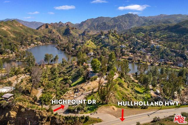 2413 Highpoint Drive, Agoura Hills, CA 91301 (#20582184) :: American Real Estate List & Sell