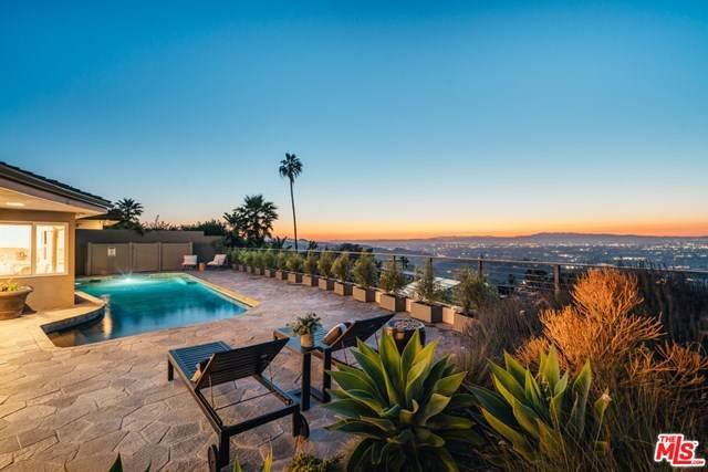 3026 Paulcrest Drive, Los Angeles (City), CA 90046 (#20583746) :: Mainstreet Realtors®