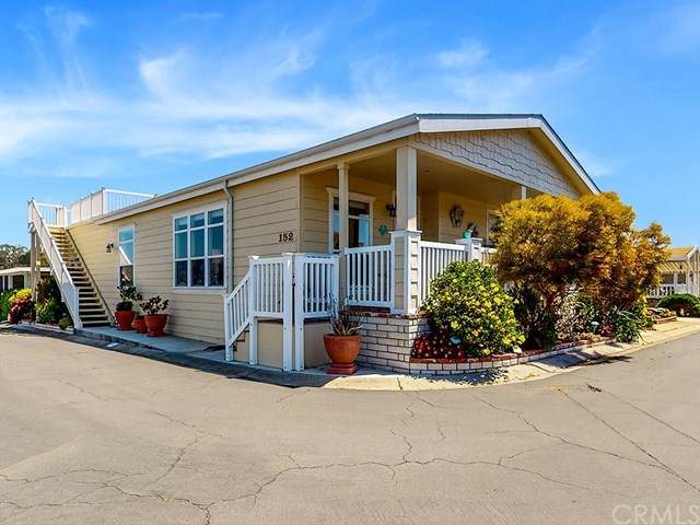 633 Ramona Avenue #152, Los Osos, CA 93402 (#SC20104683) :: Wendy Rich-Soto and Associates