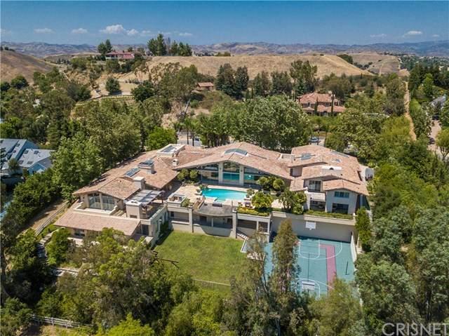 25120 Jim Bridger Road, Hidden Hills, CA 91302 (#SR20105692) :: The Parsons Team